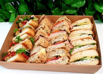 Gourmet Breads Platter