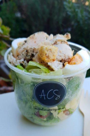 7. Caesar salad GF