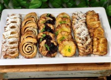 Mixed danishes  platter